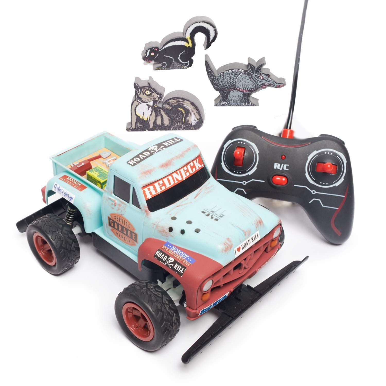 Redneck Roadkill - Hilarious RC Pickup Truck Game - Raging Bull