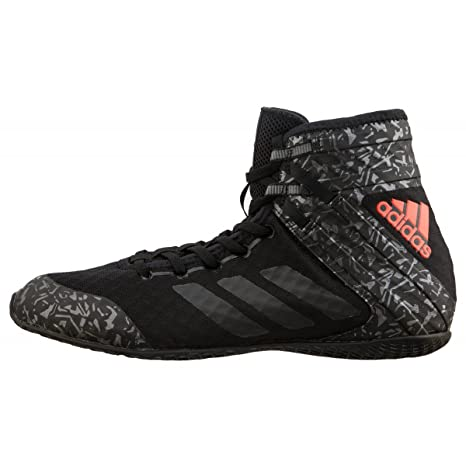SCARPE DA BOXE ADIDAS SPEEDEX 16.1 DARK VS LIGHT 42 2/3 EU nero