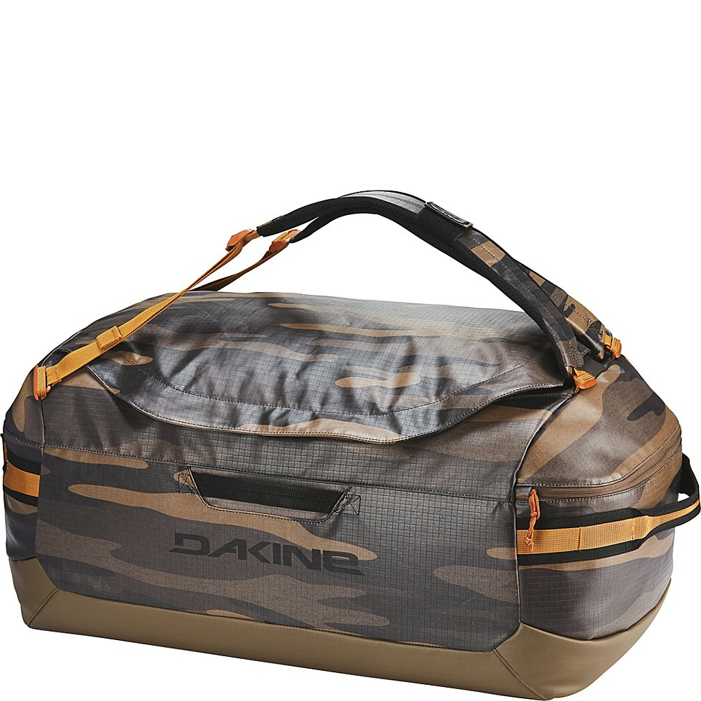7256e7f36f Dakine Ranger Duffle 90L Gear Bag One Size Ginger  Amazon.co.uk  Clothing