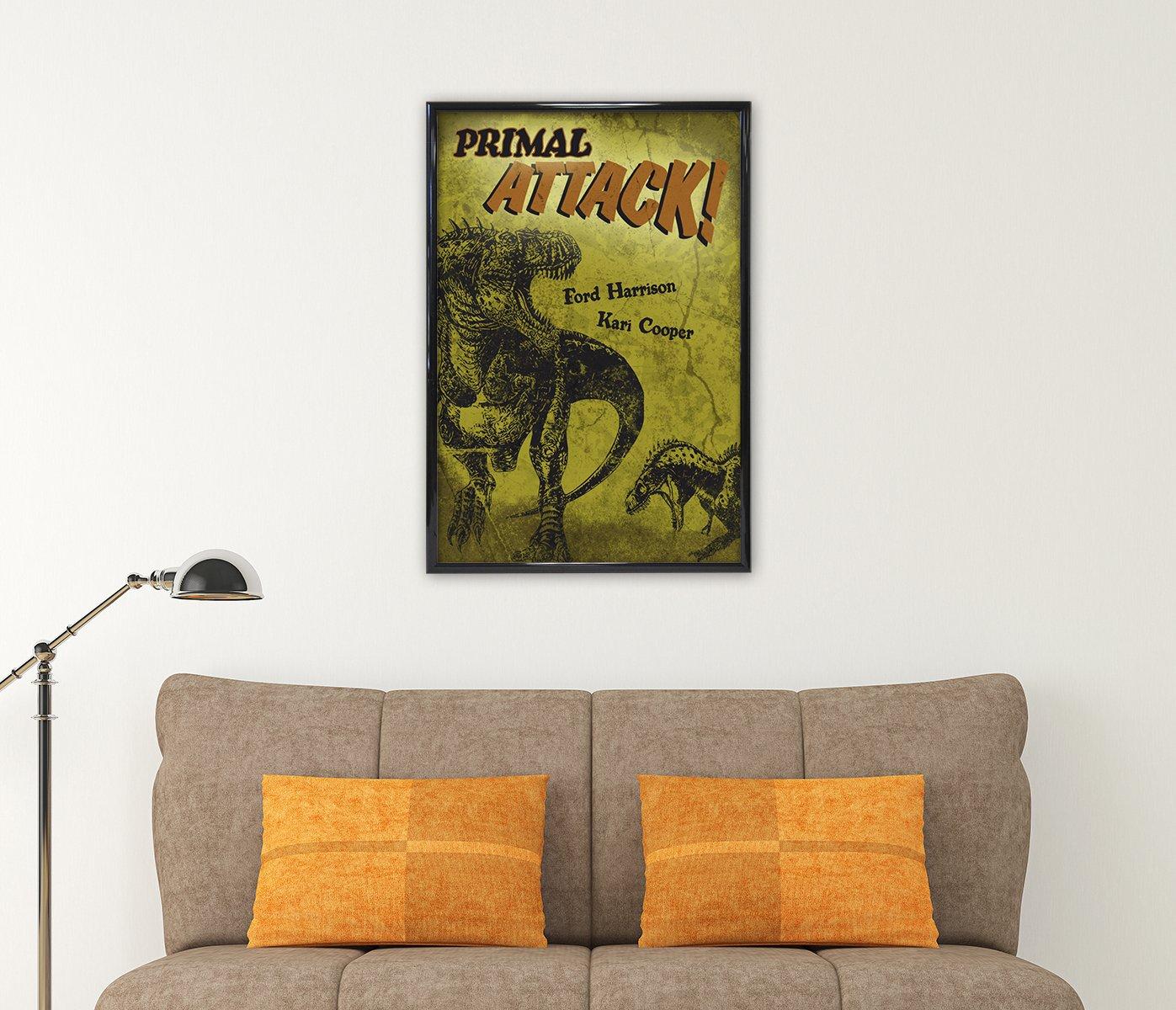 MCS Trendsetter Poster Frame, 27 by 40-Inch, Black 40964