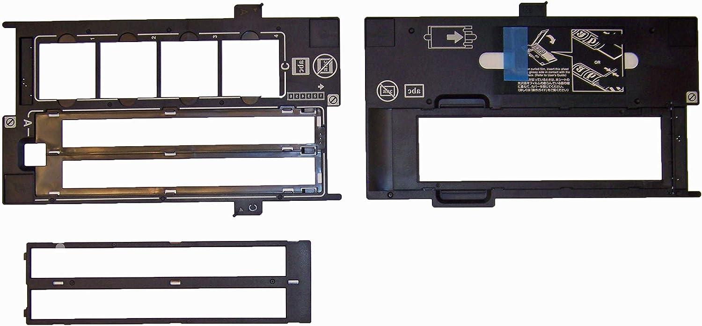 Epson Perfection 4490 - Bundle - 35mm Negative Holder, Slide Holder & 120, 220, 620 Holder - Film Guide