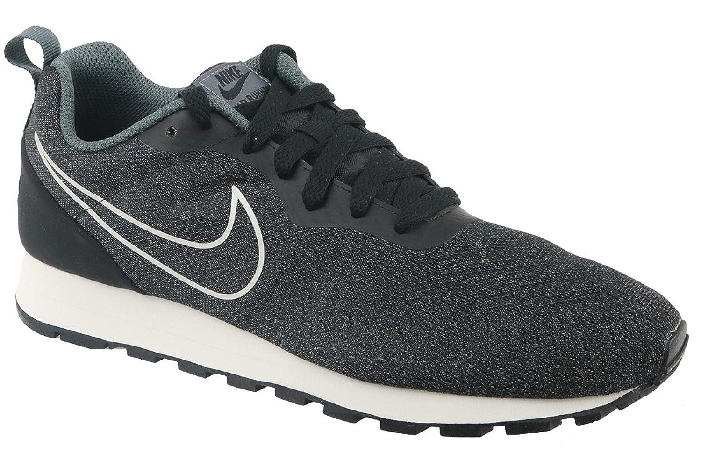 Nike Herren MD Runner 2 Eng Mesh 916774 002 Sneaker Mehrfarbig Black white 001