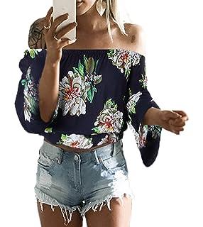 2dd9f1ffc71d ... kleider Casual Locker Hemden Bunte Stitching Blouse Top Pullover  Rundhals Kurzarm… EUR 4,95 · Damen Sommer Sweatshirs Bluse Fashion Print Hemden  T-Shirt ...