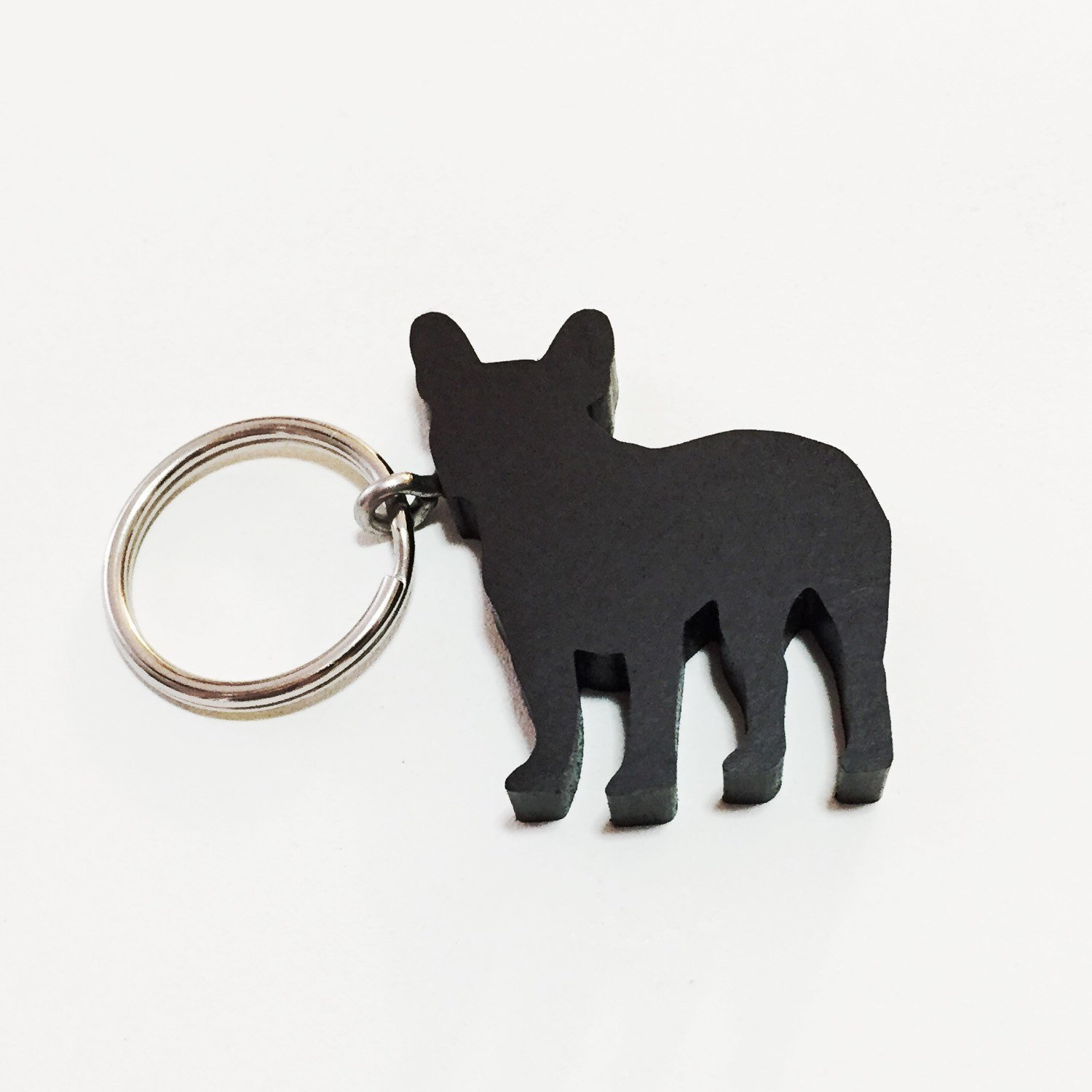 Amazon.com: French Bulldog Gifts French Bulldog Keychain Eco Friendly Gifts for Dog Lovers: Handmade
