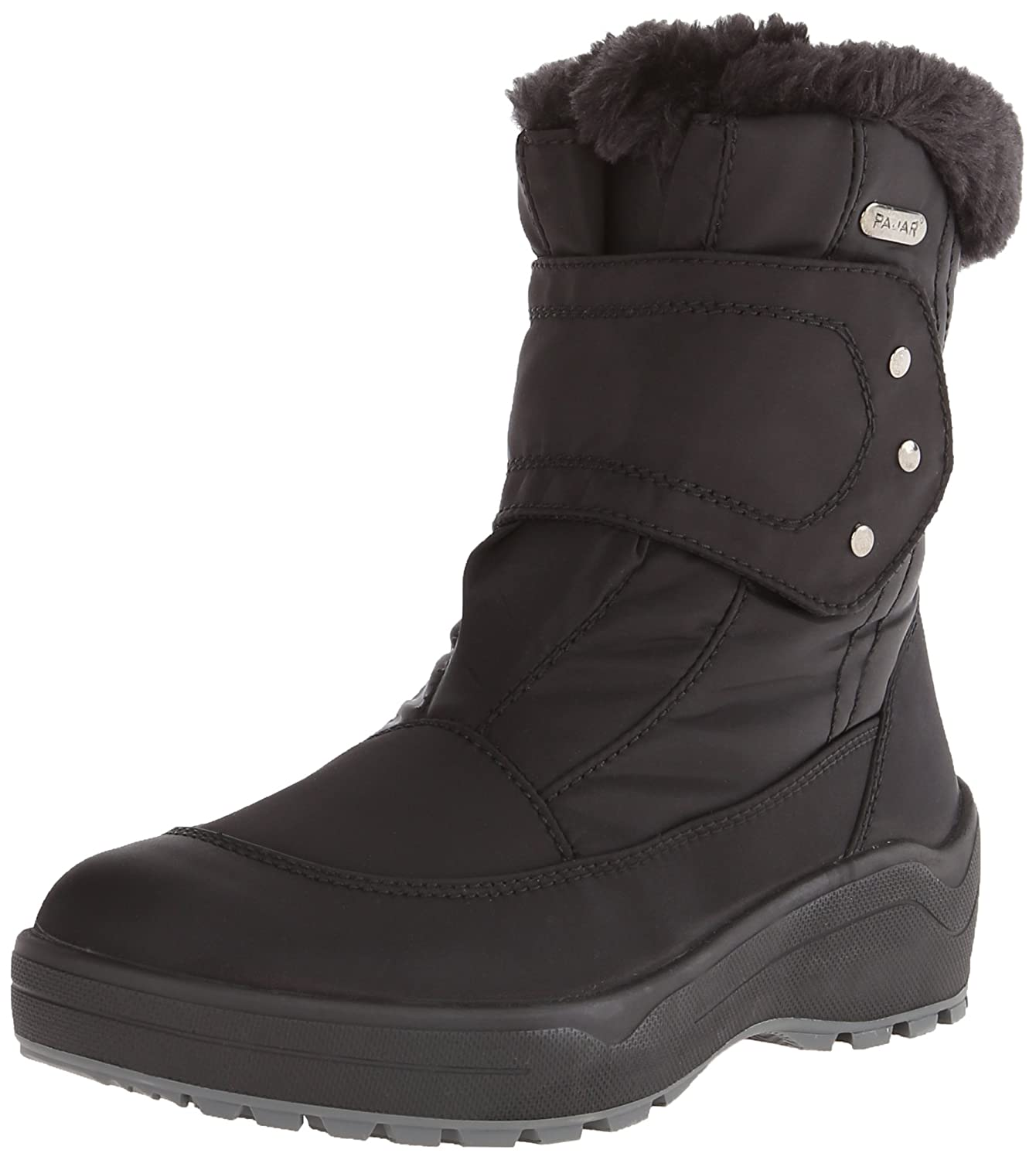 Pajar Women's Moscou-3 Boot B00N07YSYO 39 EU/8-8.5 M US|Black