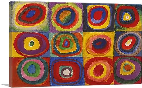 ARTCANVAS Color Study