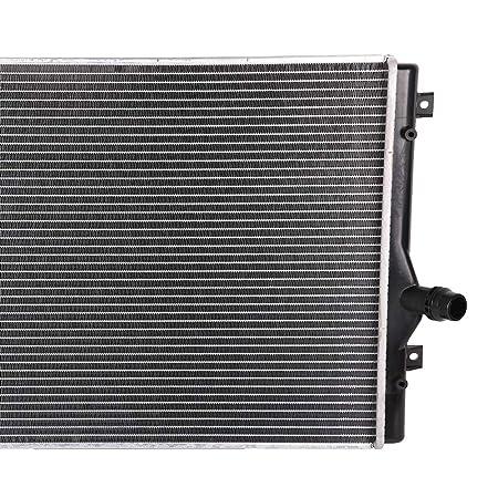 Amazon.com: Radiador compatible con Audi A3/TT/TT Quattro ...