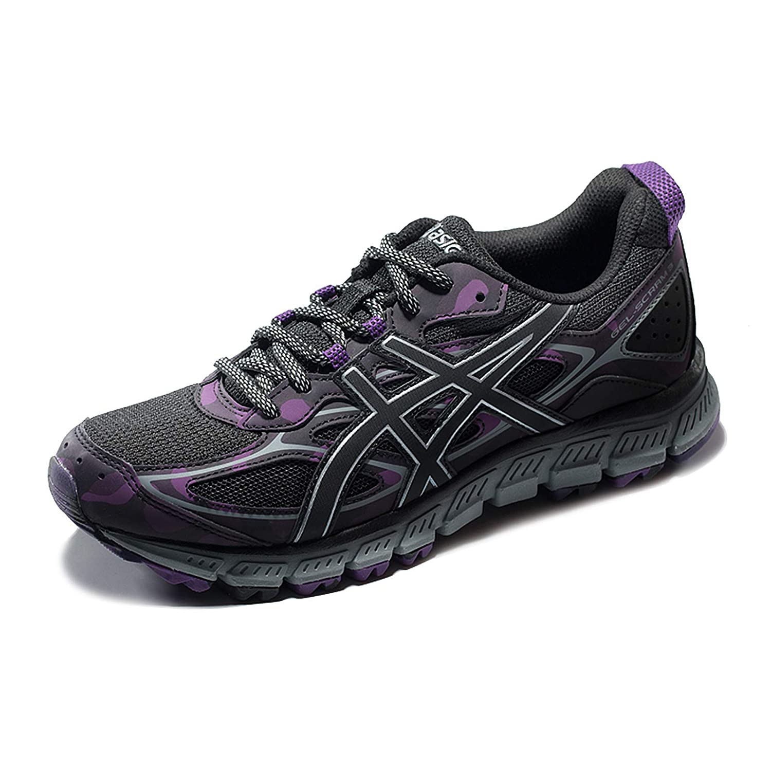 promo code 7a220 00e80 Amazon.com | ASICS Women's Gel-Scram 3 Trail Runner (7 M US ...