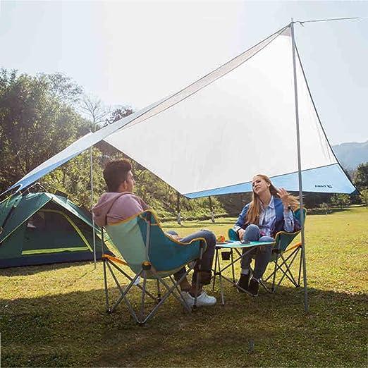Toldos Carpa Canopy al Aire Libre Pérgola Canopy Impermeable Camping Canopy a Prueba de Agua Sombra Carport Cubierto Sombrillas, marquesinas: Amazon.es: Hogar