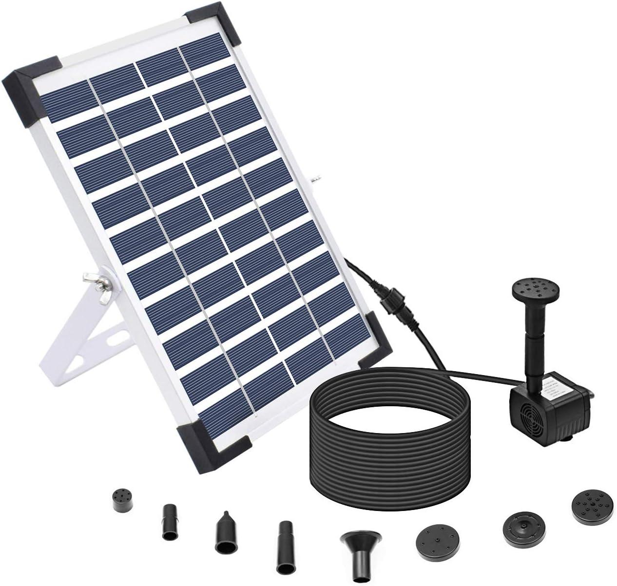 Lewisia 5W Solar