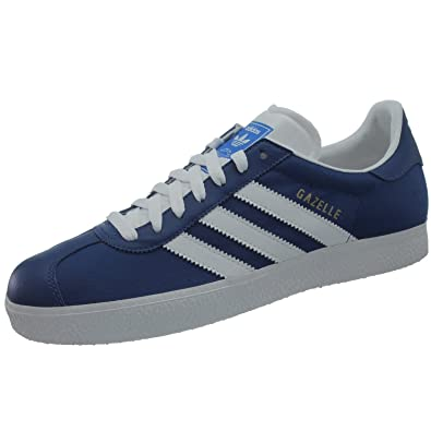 adidas Gazelle 2 V24414 Mens Sneakers Casual Shoes Trainers Blue 10.5 UK 7f7ed39ad