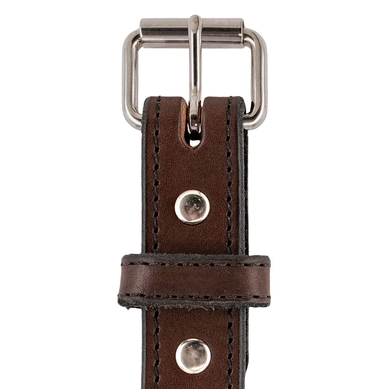 USA Made 100 Year Warranty Hanks 17oz Extreme Belt 1.25 Wide