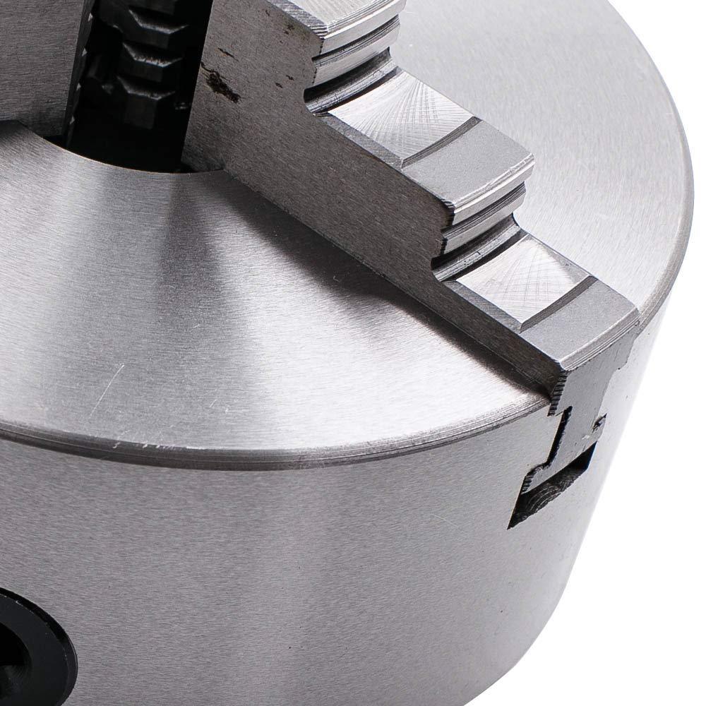 Tuningsworld Jaw Self Centering Lathe Chuck Milling Internal External Grinding K11-160 by Tuningsworld (Image #4)