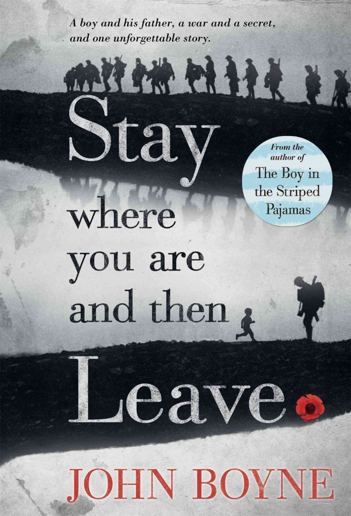 [(Stay Where You Are and Then Leave)] [By (author) John Boyne ] published on (June, 2015) PDF