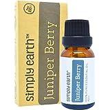 Juniper Berry Essential Oil by Simply Earth - 15 ml, 100% Pure Therapeutic Grade