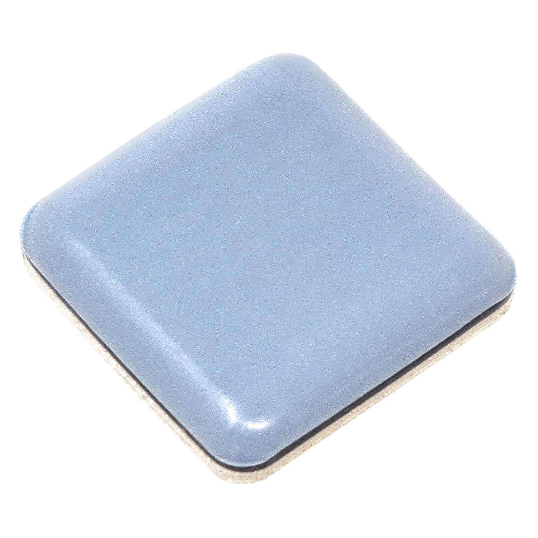 ptfe-sliders autoadhesivas, varios tamañ os en diferentes formas (cuadrado, re... varios tamaños en diferentes formas (cuadrado Adsamm®