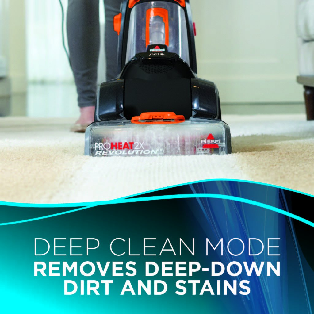amazon com bissell deep clean antibacterial carpet cleaning