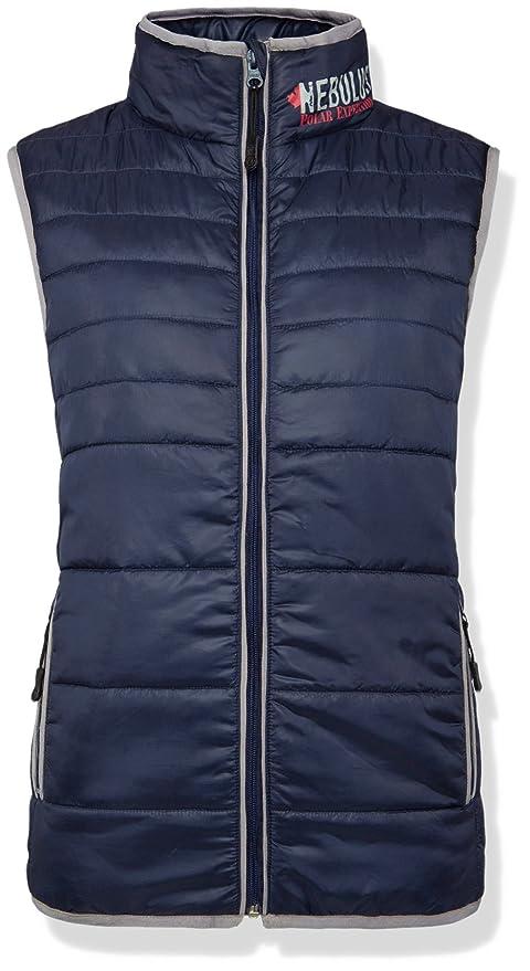 Nebulus Gilet Glossy Nala Blu Navy L  Amazon.it  Abbigliamento 851c5165580