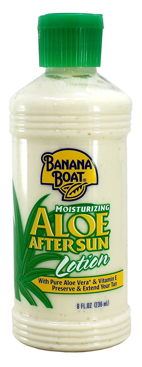 Banana Boat Aloe Vera After Sun Lotion - 8 oz