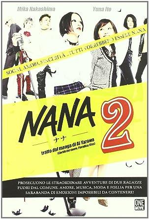 Amazoncom Nana The Movie 2 Yui Ichikawa Mika Nakashima