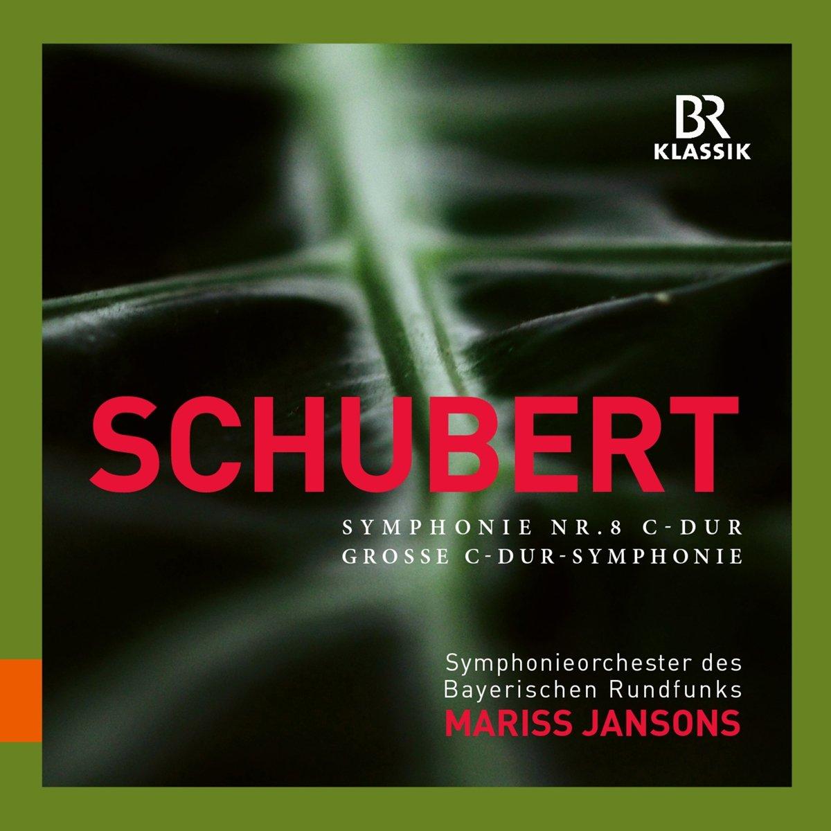 CD : Schubert - Symphony 8 (CD)