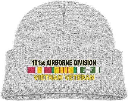 Lapptty Cap Army Veteran Men Women Beanie Hat Knitted Beanie Knit Beanie