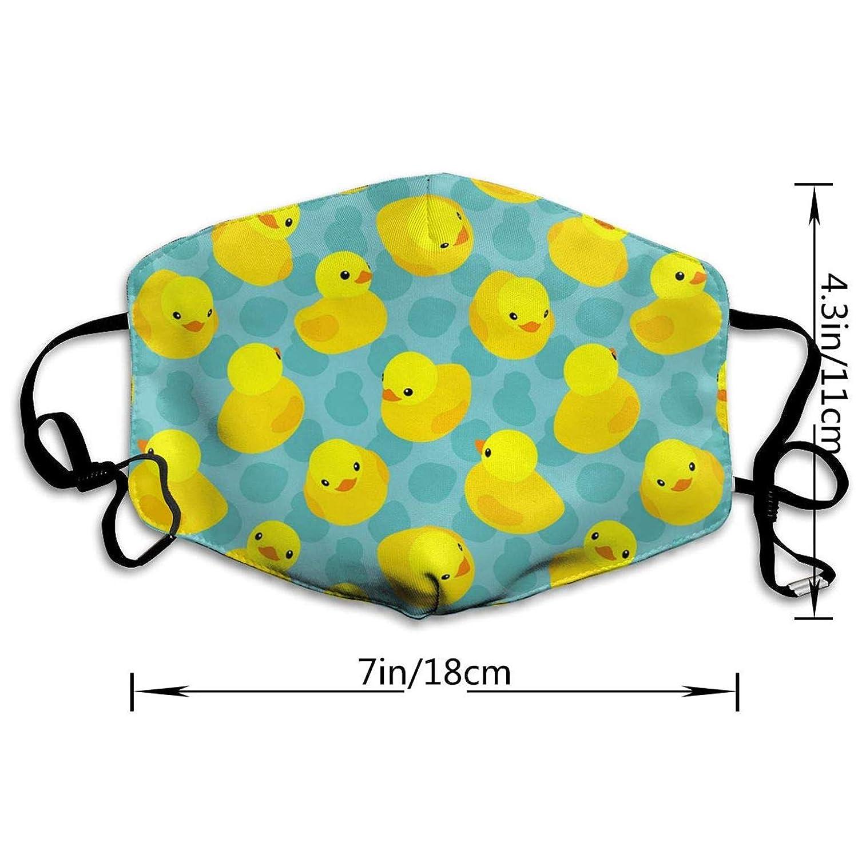Amazoncom Yellow Rubber Ducks Mouth Mask Anti Dust