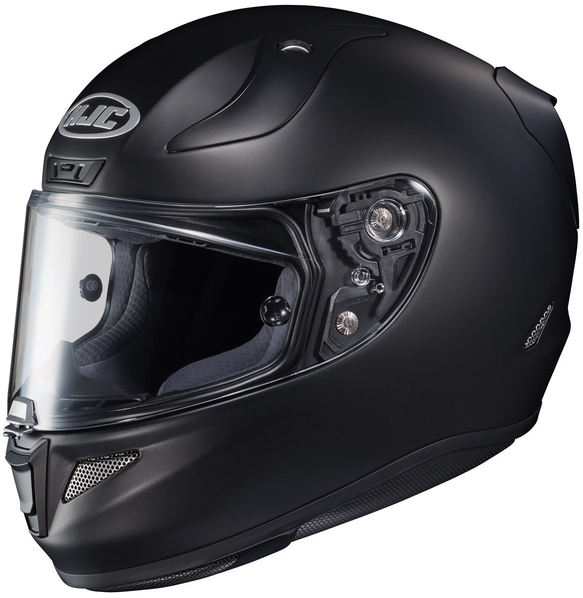 HJC RPHA 11 Pro Mens Motorcycle Helmets - Matte Black - Large by HJC Helmets