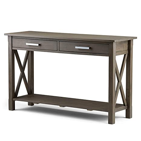 sale retailer fdd51 ac522 Amazon.com: Tall Narrow Console Table Entryway Table Modern ...