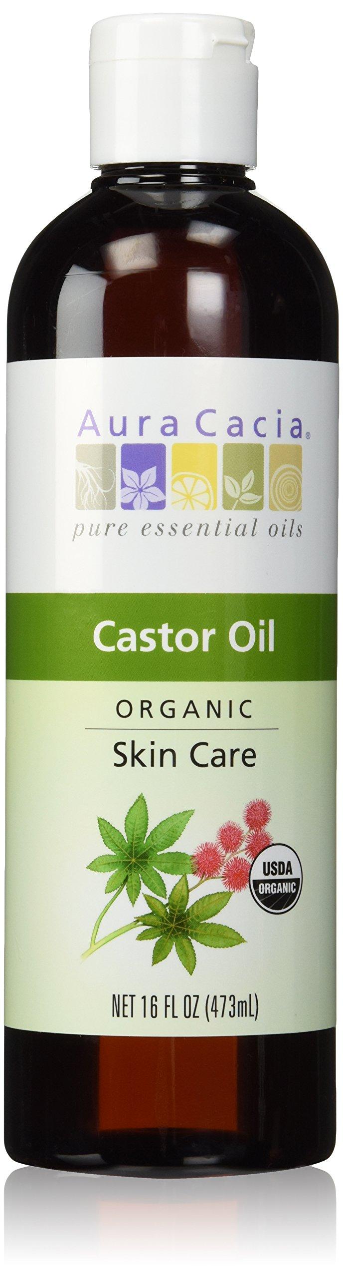 Aura Cacia Skin Care Castor Oil Org