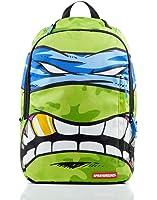 Sprayground Teenage Mutant Ninja Turtles Leonardo Grillz Backpack Green