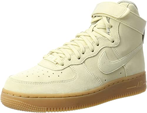 air force 1 donna beige