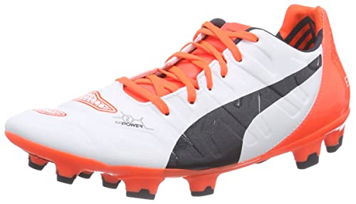 Puma Evopower 2.2 Fg Scarpe Da Calcio da uomo Bianco Wei white total ecli
