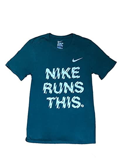 1188887c9db Image Unavailable. Image not available for. Color  Nike Men s Athletic   quot The Nike Tee quot  Crew Neck Short Sleeve T-Shirt