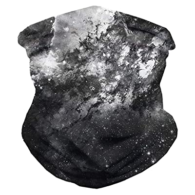 Men Women Multifunction Face Scarf Seamless Bandana Scarves Sports Headband Headwear for Dust Wind Sun Protection at Men's Clothing store