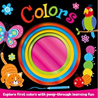 Colors: Explore First Colors with Peep-Through Learning Fun