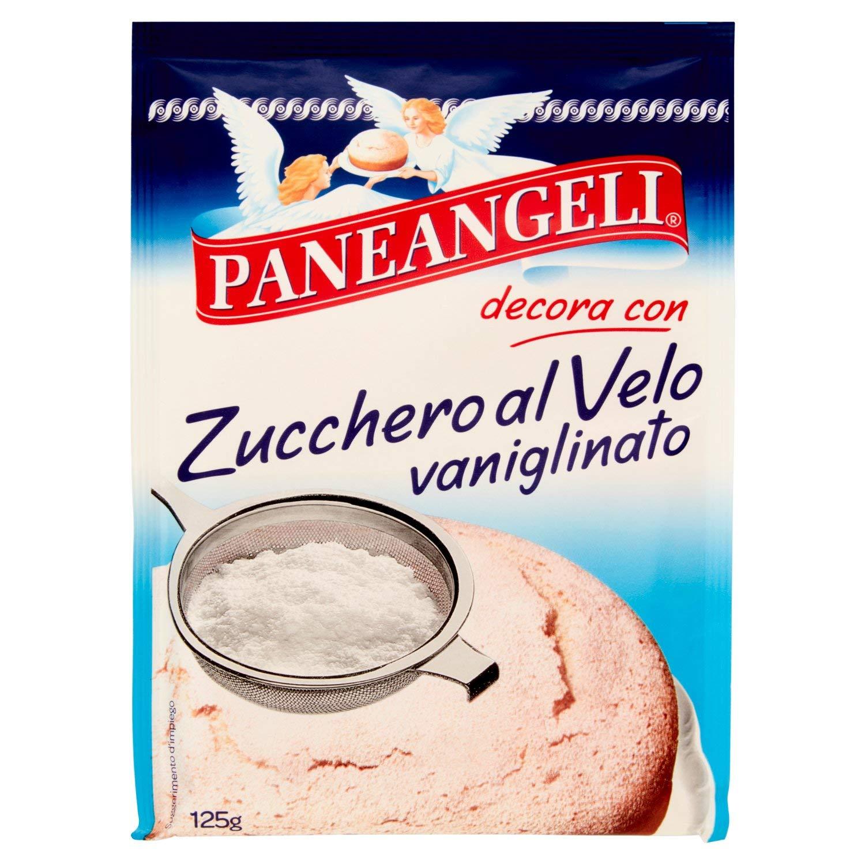 PANEANGELI ZUCCHERO AL VELO VANIGLIATO 125g