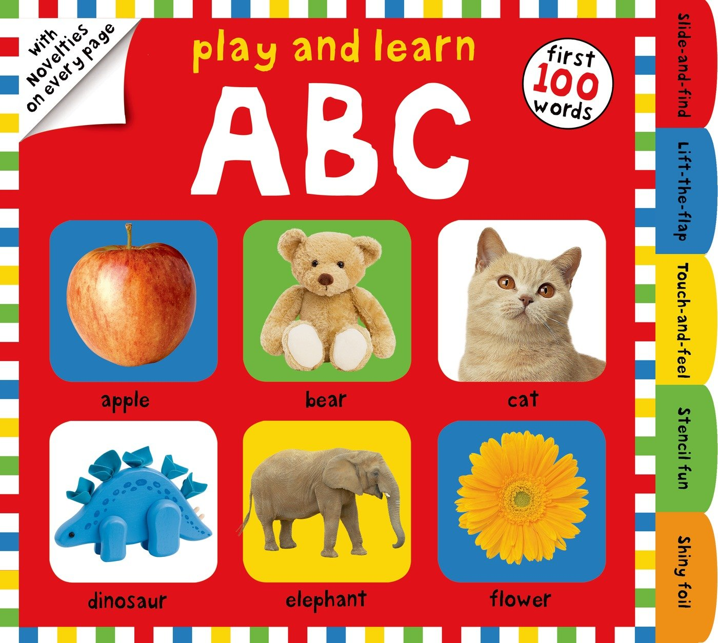 Play Learn ABC Roger Priddy