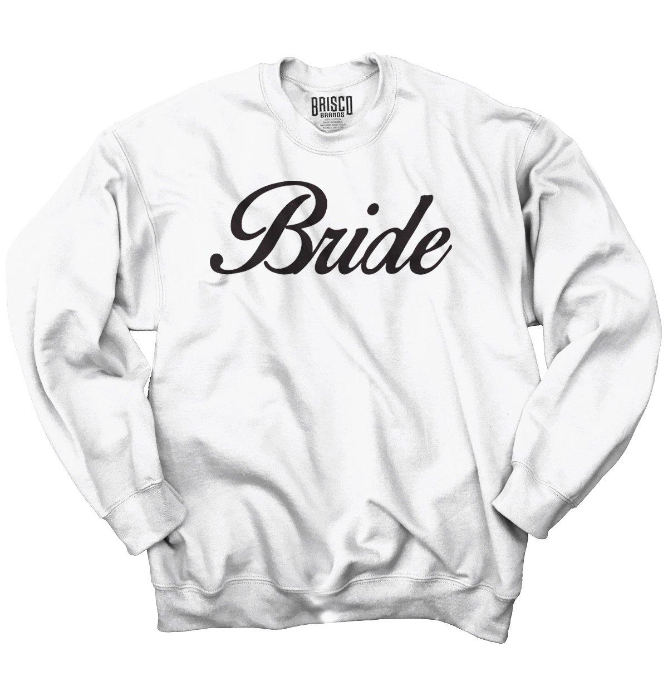 Classic Teaze Bride Wedding Marriage Bachelorette Party Sweatshirt