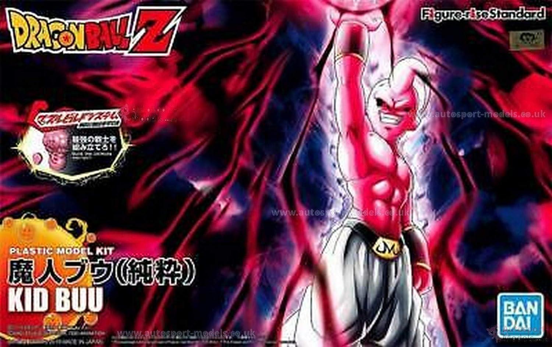Figure Figure-rise Standard Dragon Ball Z DBZ Majin Buu Boo Bandai Japan NEW SB