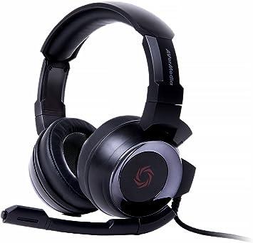 AVerMedia SonicWave 3.5mm, Auriculares para juegos, Micrófono ...