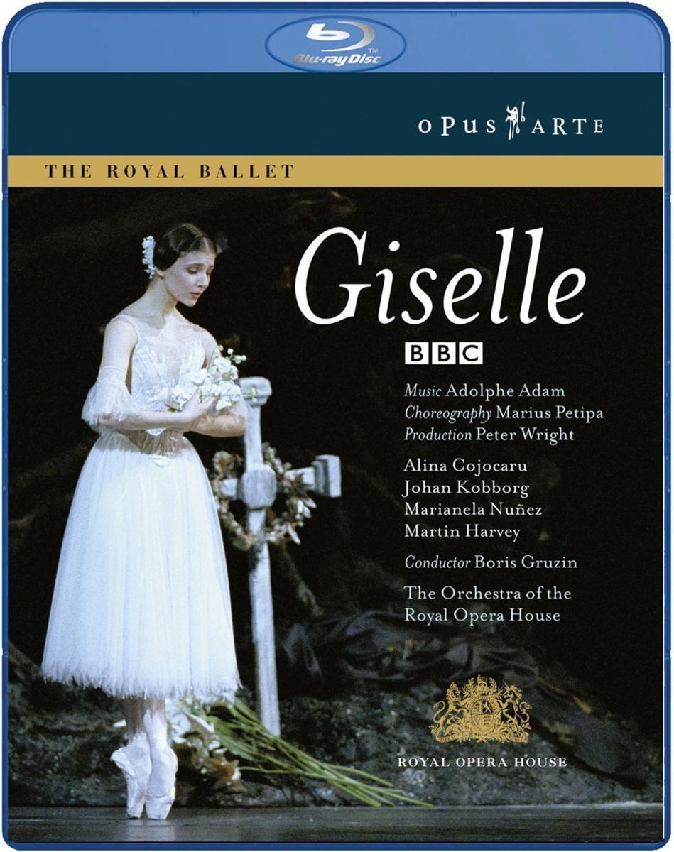 Blu-ray : Alina Cojocaru - Giselle (Widescreen, Subtitled)
