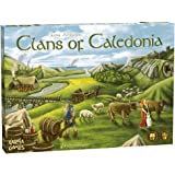 Karma Games Clans of CaledoniaTile Game
