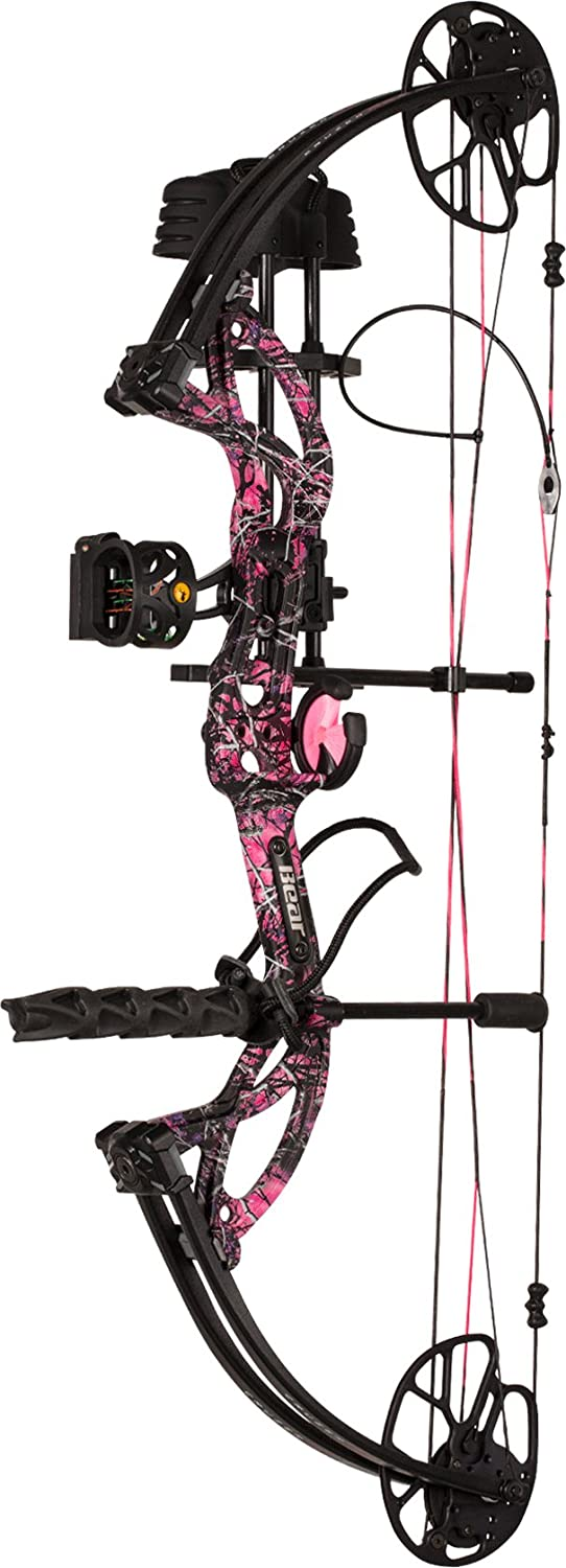 Bear Archery Cruzer G2 Adult Compound Bow: the perfect bow to handle.