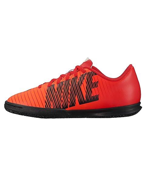 Nike Mercurial X Vortex III Indoor, Zapatillas Unisex Niños: Amazon.es: Zapatos y complementos