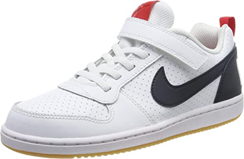 Nike Court Borough Low (PSV), Zapatillas de Baloncesto para ...