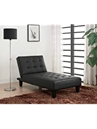 Convertible Chaise Lounge Chair  This Adjustable Lounger Is Perfect For  Your Home Or Living Room Part 55