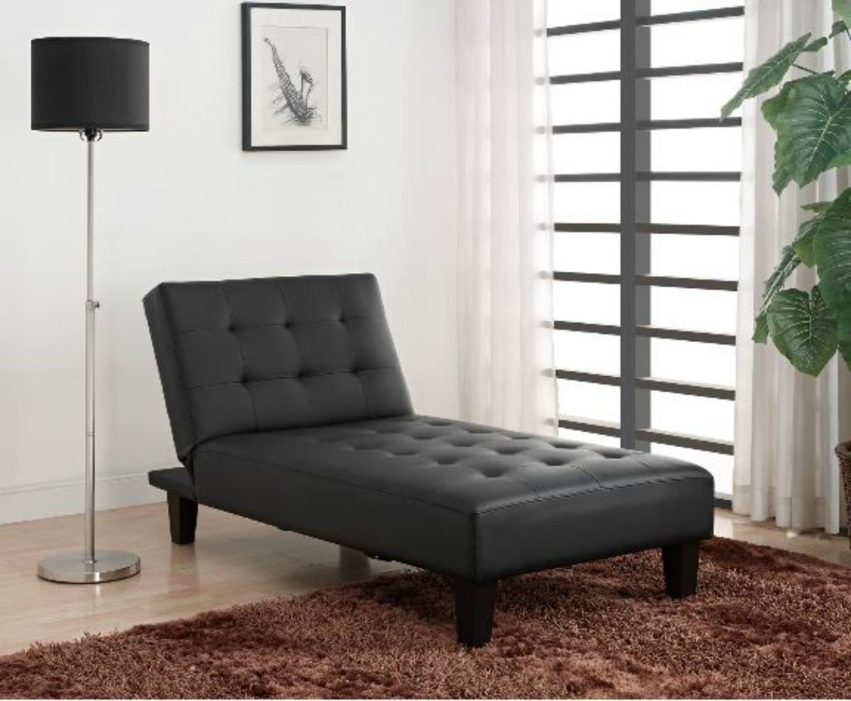 bedroom chaise lounge. Convertible Chaise Lounge Chair  This Adjustable Lounger Is Perfect for Your Home or Living Room Amazon com