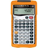 Calculated Industries 4080 Construction Master Pro Trig Advanced Construction Math Feet-Inch-Fraction Calculator with Full Tr