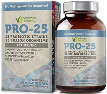 Amazon.com: Suplemento Vitamin Bounty, PRO 25, con ...